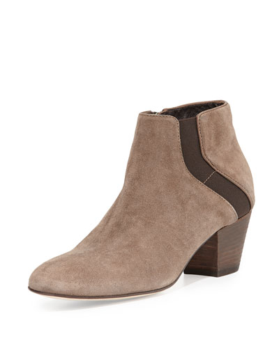 Fairyn Suede Ankle Boot