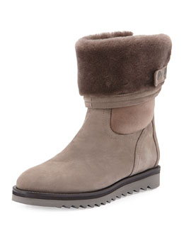 Paloma Shearling Snow Boot