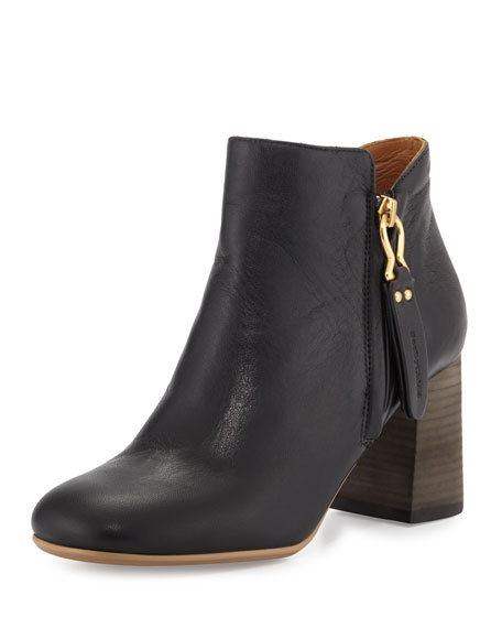 352cb1bb7a4f0 See by Chloe Jamie Side-Zip Ankle Boot