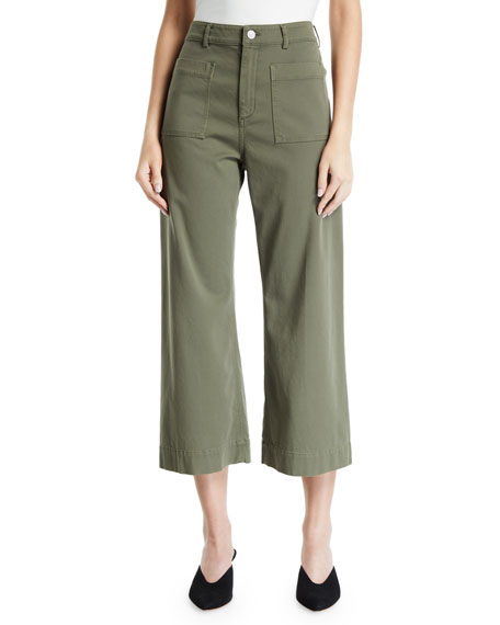 Image 1 of 1: Fallon Cropped Pants