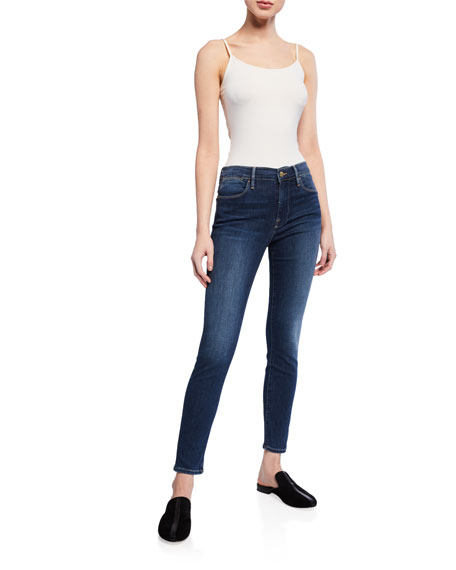 Le High Skinny Ankle Jeans