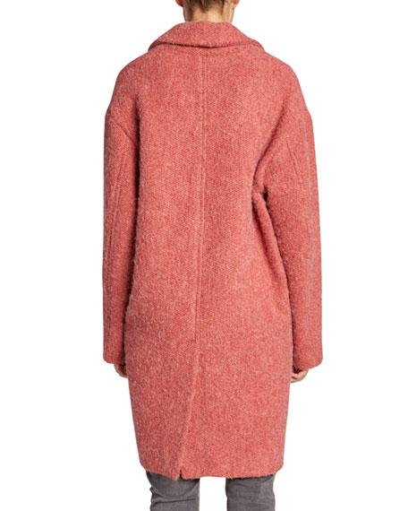 Dante Two-Button Alpaca Coat