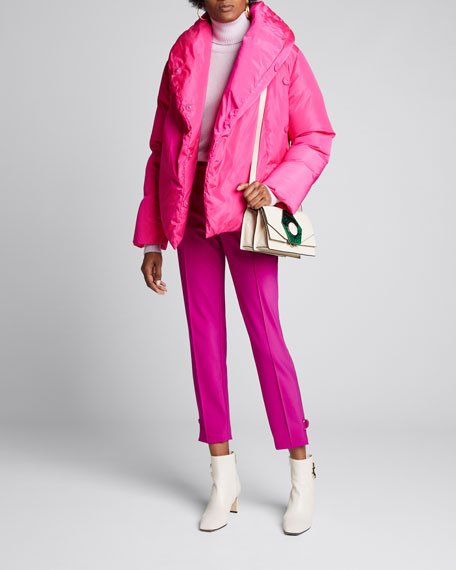 Image 1 of 1: Bubble Puffer Jacket