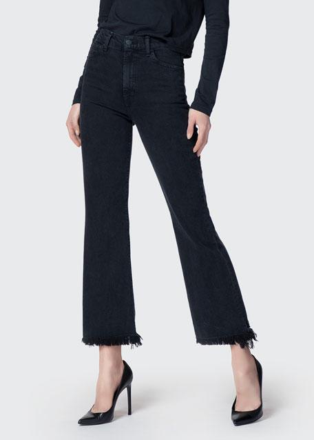 Julia High-Rise Flare Jeans