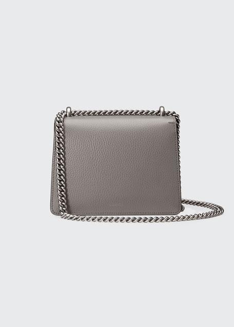 Dionysus Leather Crystal Mini Bag