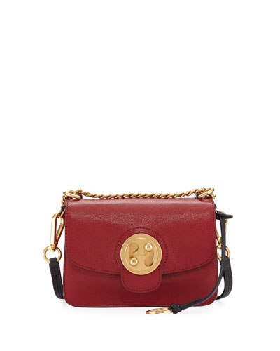 Mily Small Leather Shoulder Bag