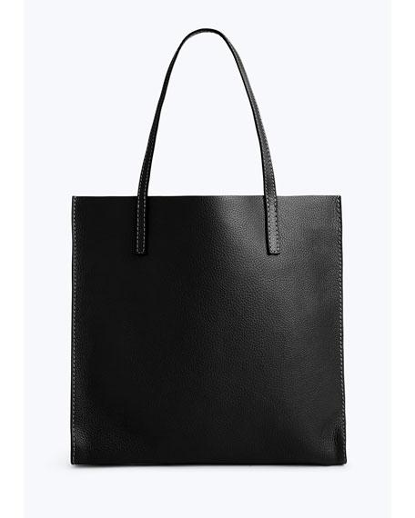 The Grind Pebbled Shopper Tote Bag