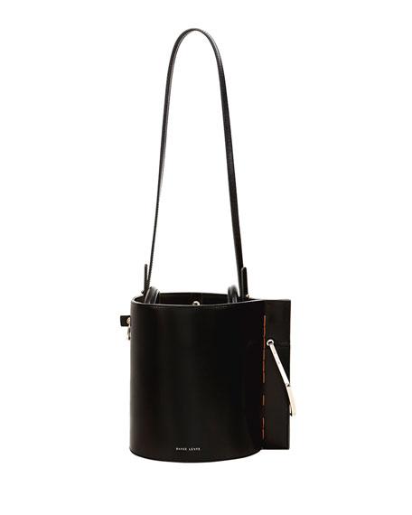 Bobbi Leather Shopper Bag