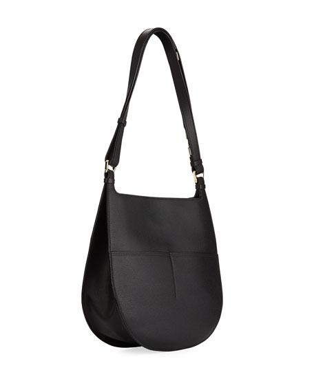 Weekend Small Colorblock Leather Hobo Bag