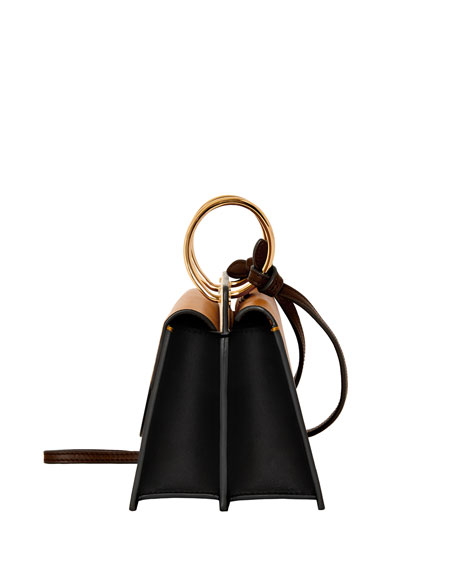 Mini Phoebe Colorblock Shoulder Bag