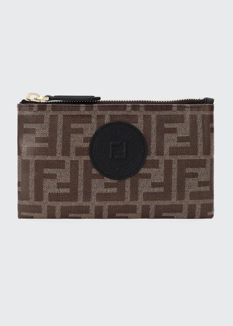 FF Fabric Medium Wallet