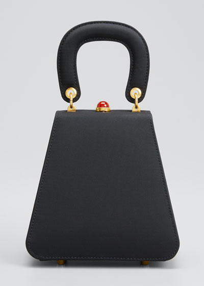 Kenny Nylon Top Handle Bag