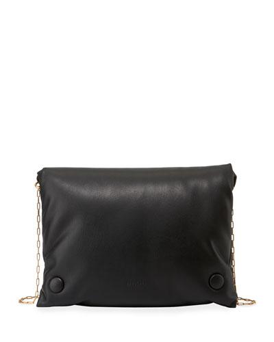 Tao Soft Chain Crossbody Bag  Black