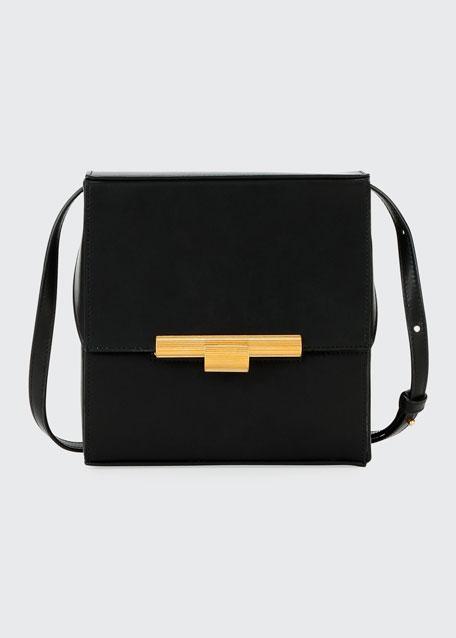 French Calf Crossbody Bag