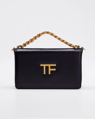 Palmellato Large TF Chain Shoulder Bag