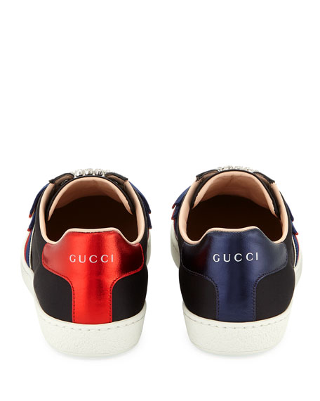 New Ace Sneakers w/ Bow