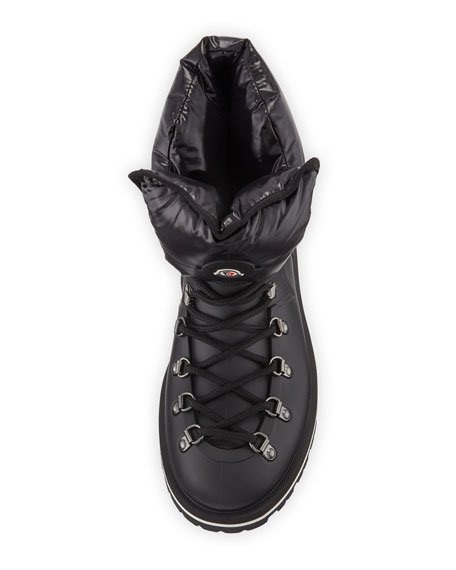 33b6886ef Moncler Inaya Scarpa Lace-Up Boots