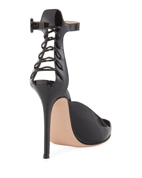 Portofino Corset High Sandal Pumps