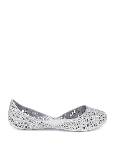 Big Girl Zigzag Flat, Toddler/Youth