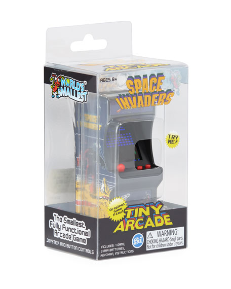 Space Invaders Tiny Arcade Game