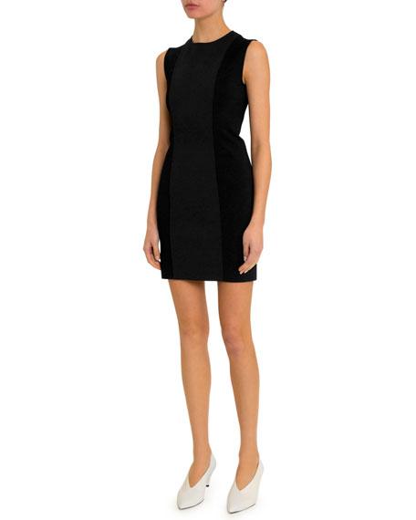 Punto Milano Sleeveless Dress