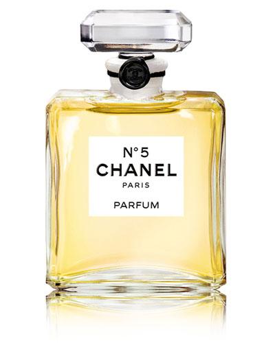 <b>N°5 </b><br>Parfum Bottle 0.5 oz.