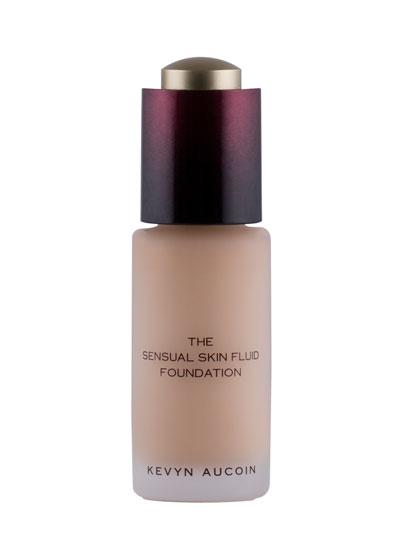 The Sensual Skin Fluid Foundation, 20 mL