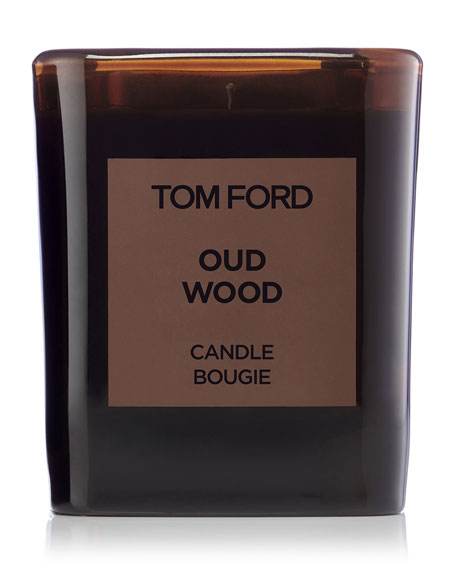Image 1 of 1: Oud Wood Candle