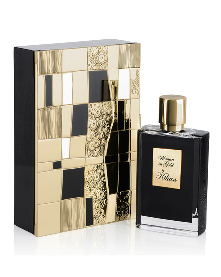 Woman In Gold 50 mL Refillable Spray and its Coffret