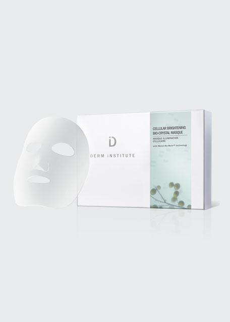 Cellular Brightening Bio-Crystal Masques – 4 Pieces