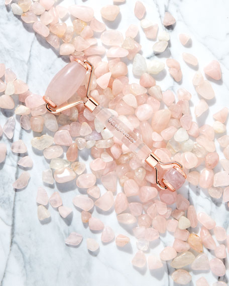 Rose Quartz Facial Beauty Roller