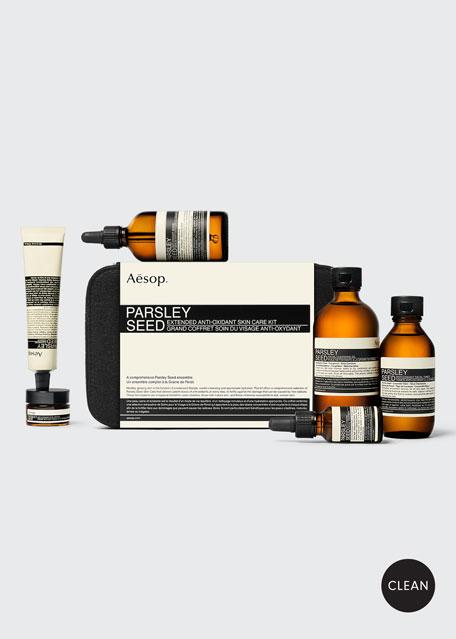 Parsley Seed Antioxidant Skin Care Kit