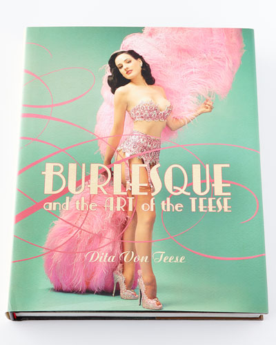Burlesque and the Art of the Tease Book