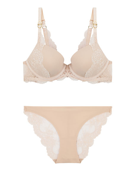 Smooth & Lace Contour Bra