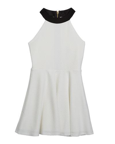 Girl's The Harper Halter Dress  Size S-XL
