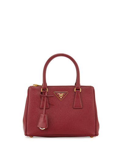 Saffiano Baby Executive Tote Bag with Strap