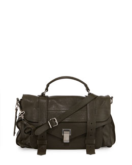 PS1 Medium Leather Satchel Bag
