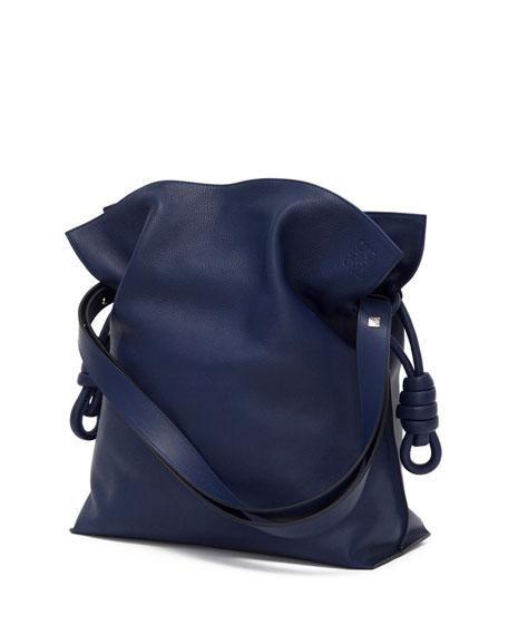 Flamenco Knot Small Bucket Bag
