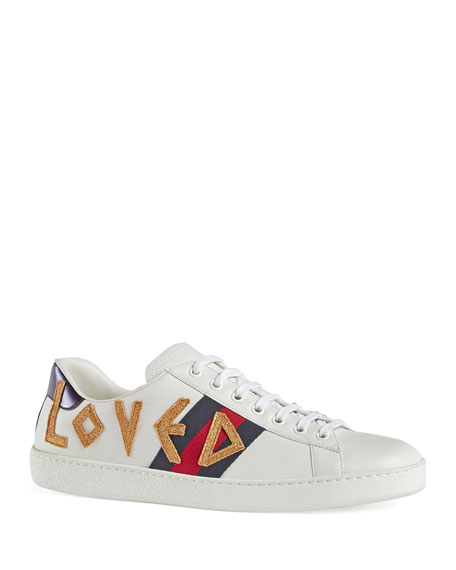 Men's New Ace Loved Low-Top Sneakers