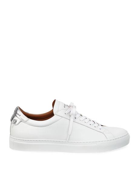 Men's Urban Street Sheep Leather Sneakers