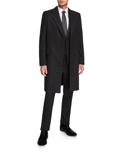 Men's Richie Cashmere Coat