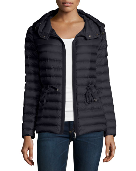 Raie Hooded Down Jacket