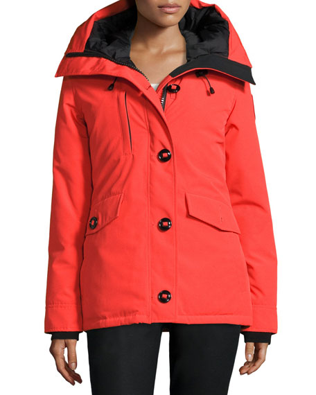Image 1 of 1: Rideau Hooded Parka