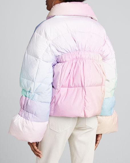 Star Puffer Coat