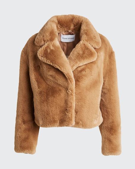 Janet Faux Fur Jacket