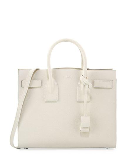 Sac de Jour Small Satchel Bag, White
