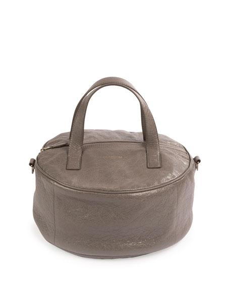 Air Hobo Small AJ Arena Leather Top-Handle Bag