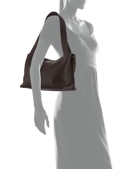 f262bb4526 THE ROW Duplex Small Calfskin Satchel Bag