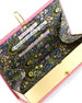 The Old Man And The Sea Book Clutch Bag, Pink