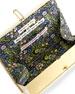 The Great Gatsby Book Clutch Bag, Cream/Blue